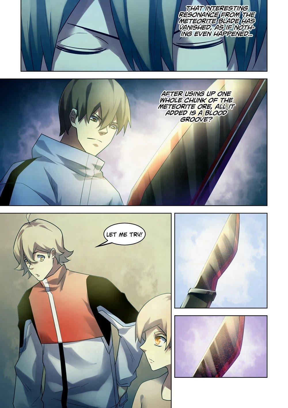 Manga The Last Human - Chapter 282 Page 10
