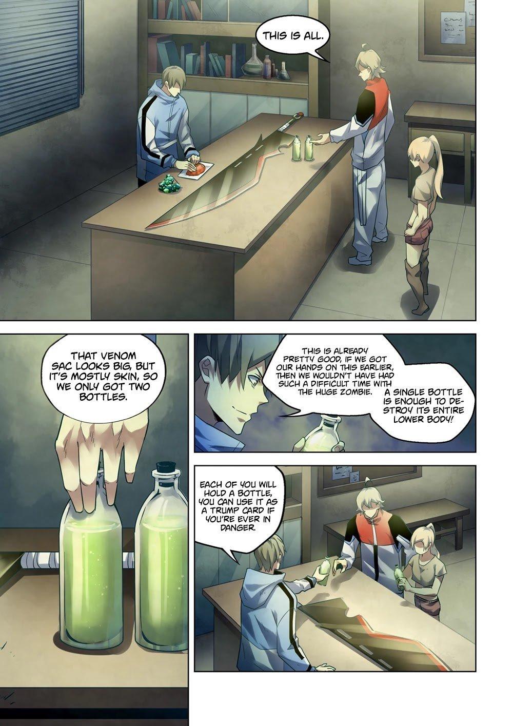 Manga The Last Human - Chapter 282 Page 2