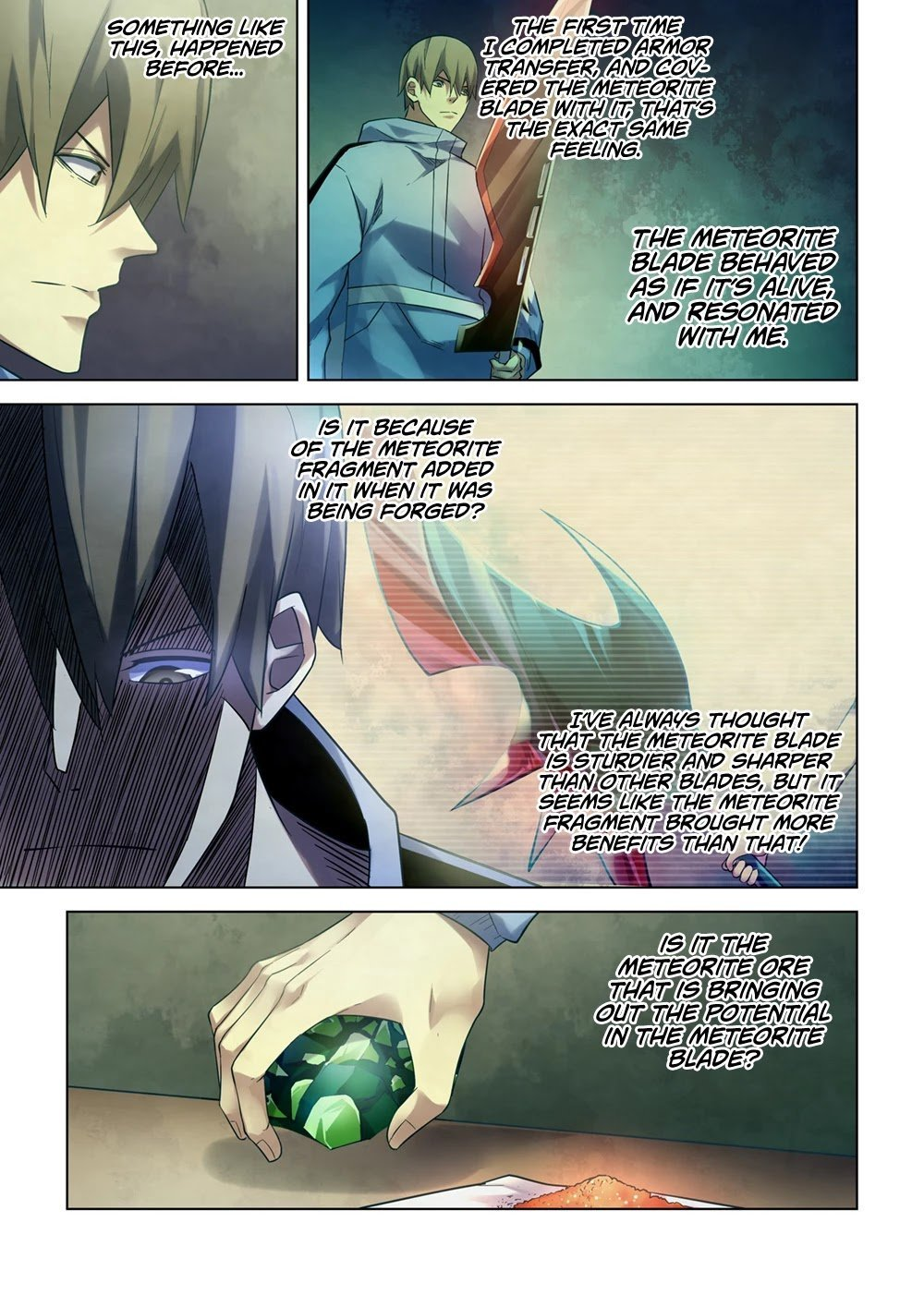 Manga The Last Human - Chapter 282 Page 6