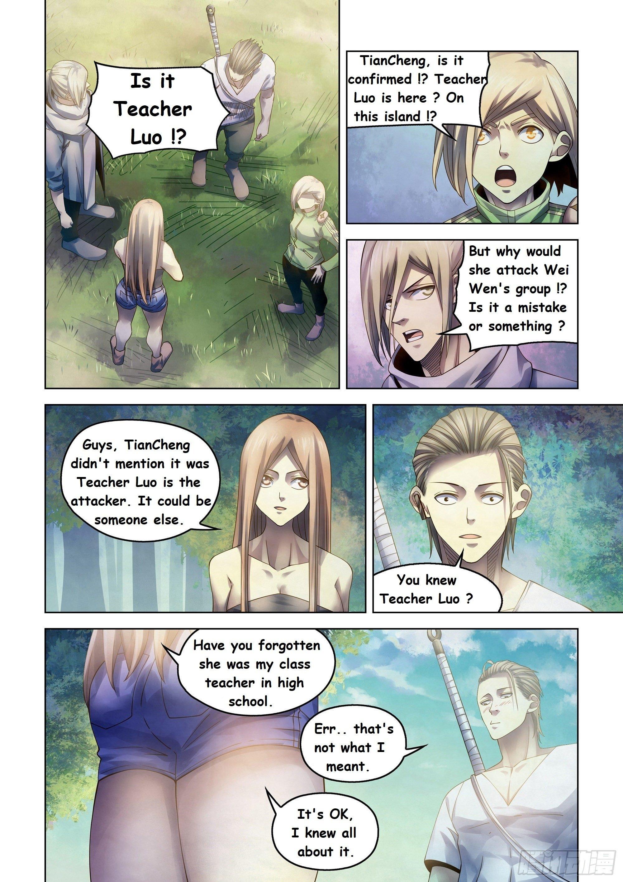Manga The Last Human - Chapter 386 Page 1
