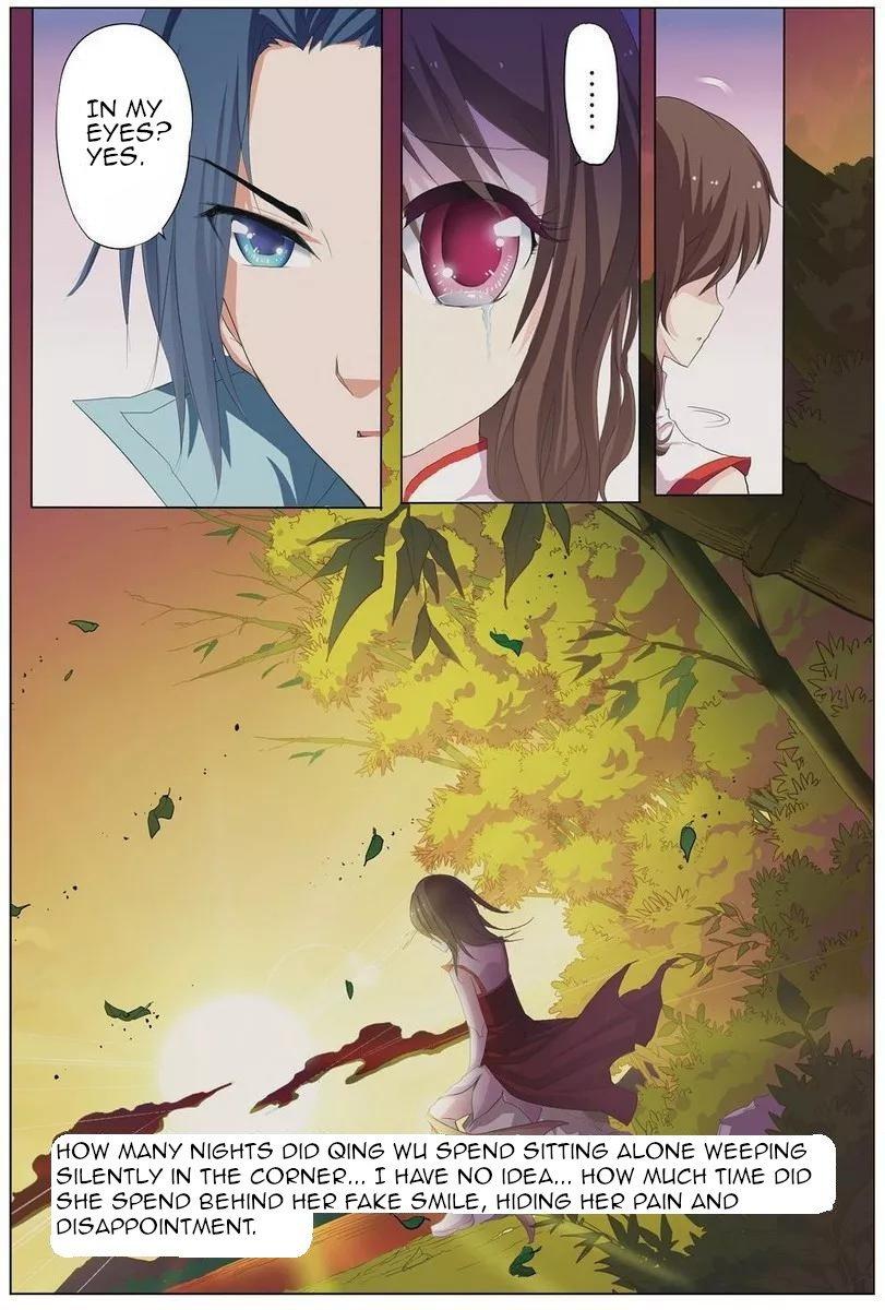 Manga Transcending The Nine Heavens - Chapter 18.2 Page 1