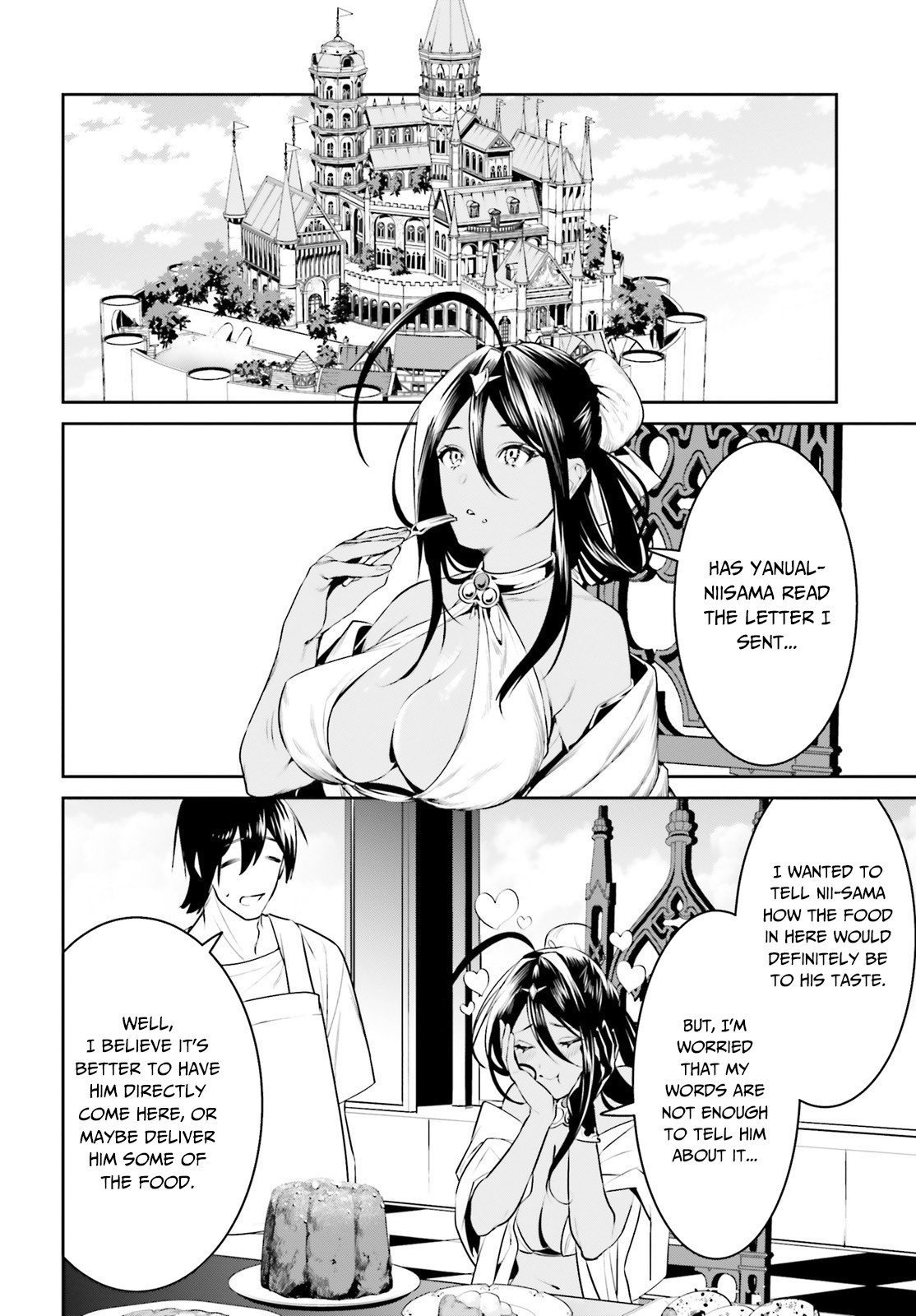 Manga I Want To Play Happily Because I Got The Heavenly Castle - Chapter 15 Page 27