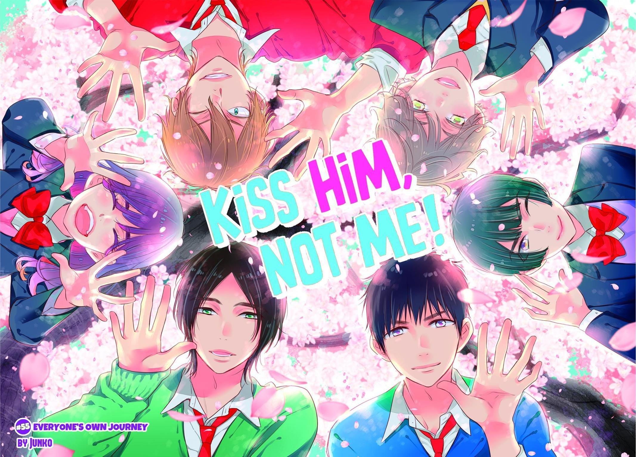 Manga Kiss Him, Not Me - Chapter 55 Page 1
