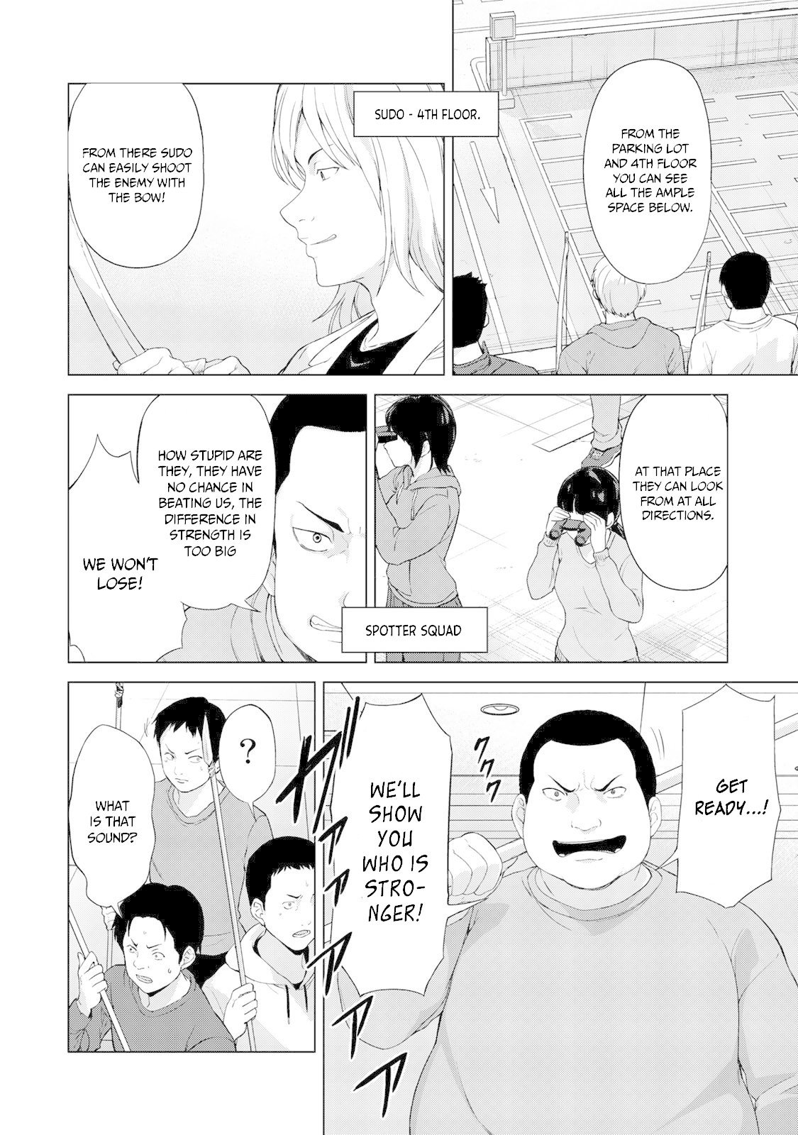 "Manga KINGDOM OF ""Z"" - Chapter 11 Page 3"
