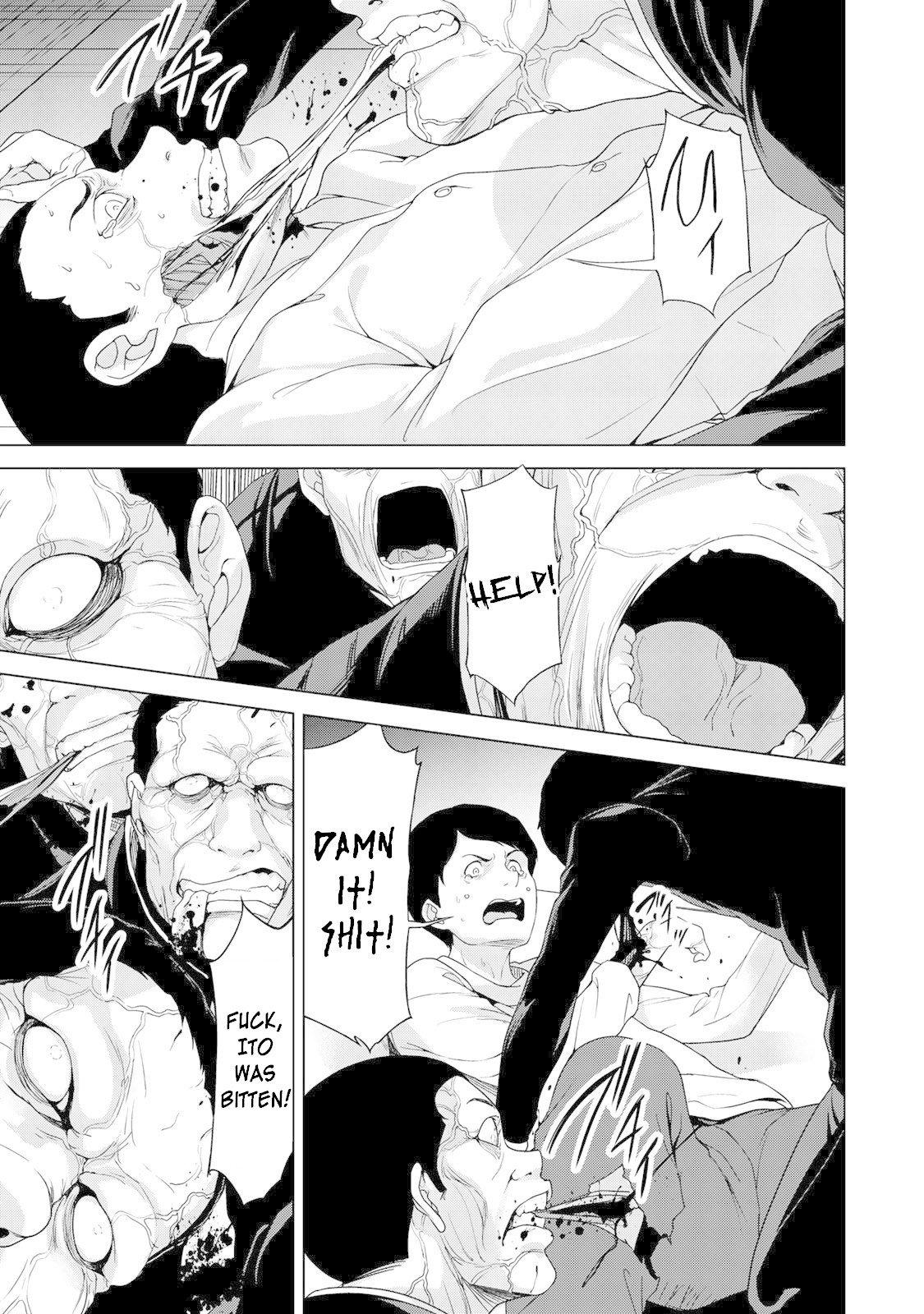 "Manga KINGDOM OF ""Z"" - Chapter 11 Page 18"