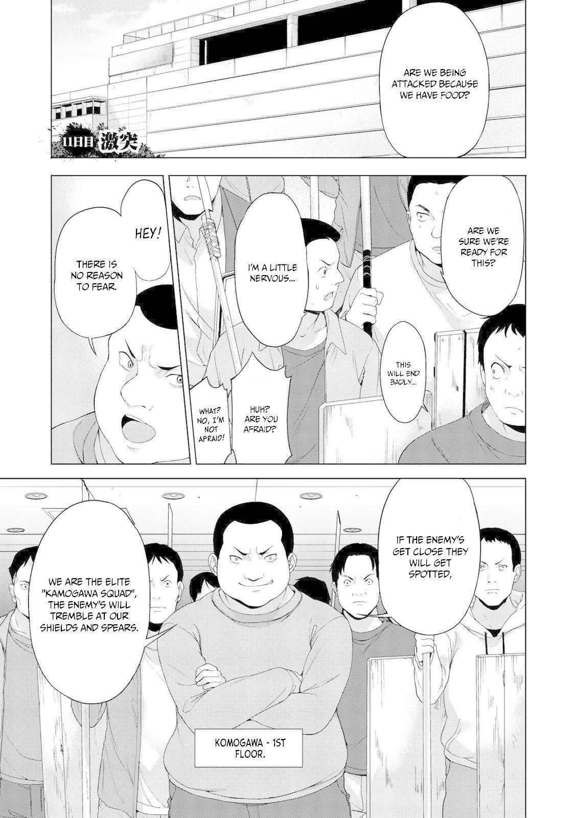"Manga KINGDOM OF ""Z"" - Chapter 11 Page 2"