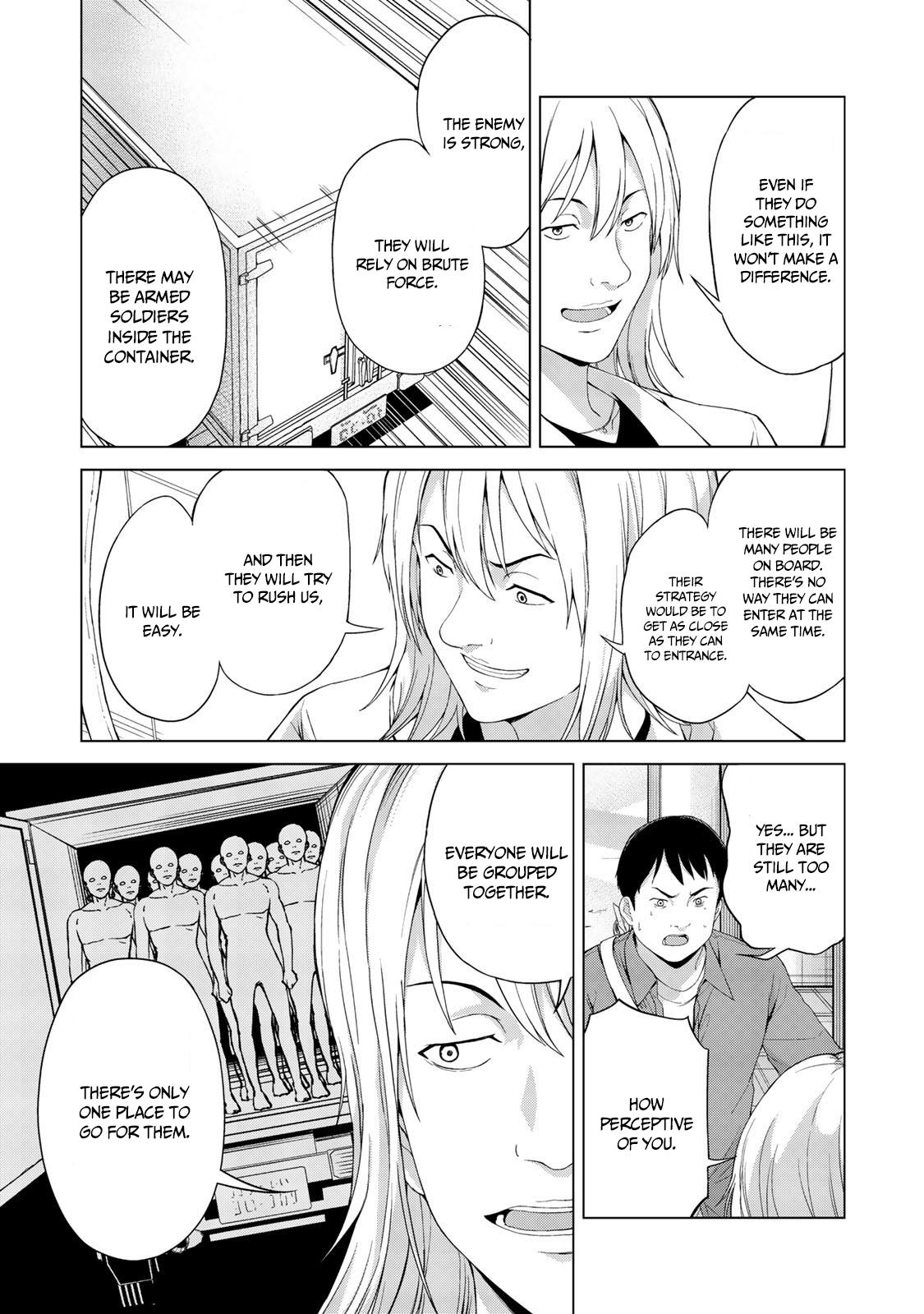 "Manga KINGDOM OF ""Z"" - Chapter 11 Page 6"