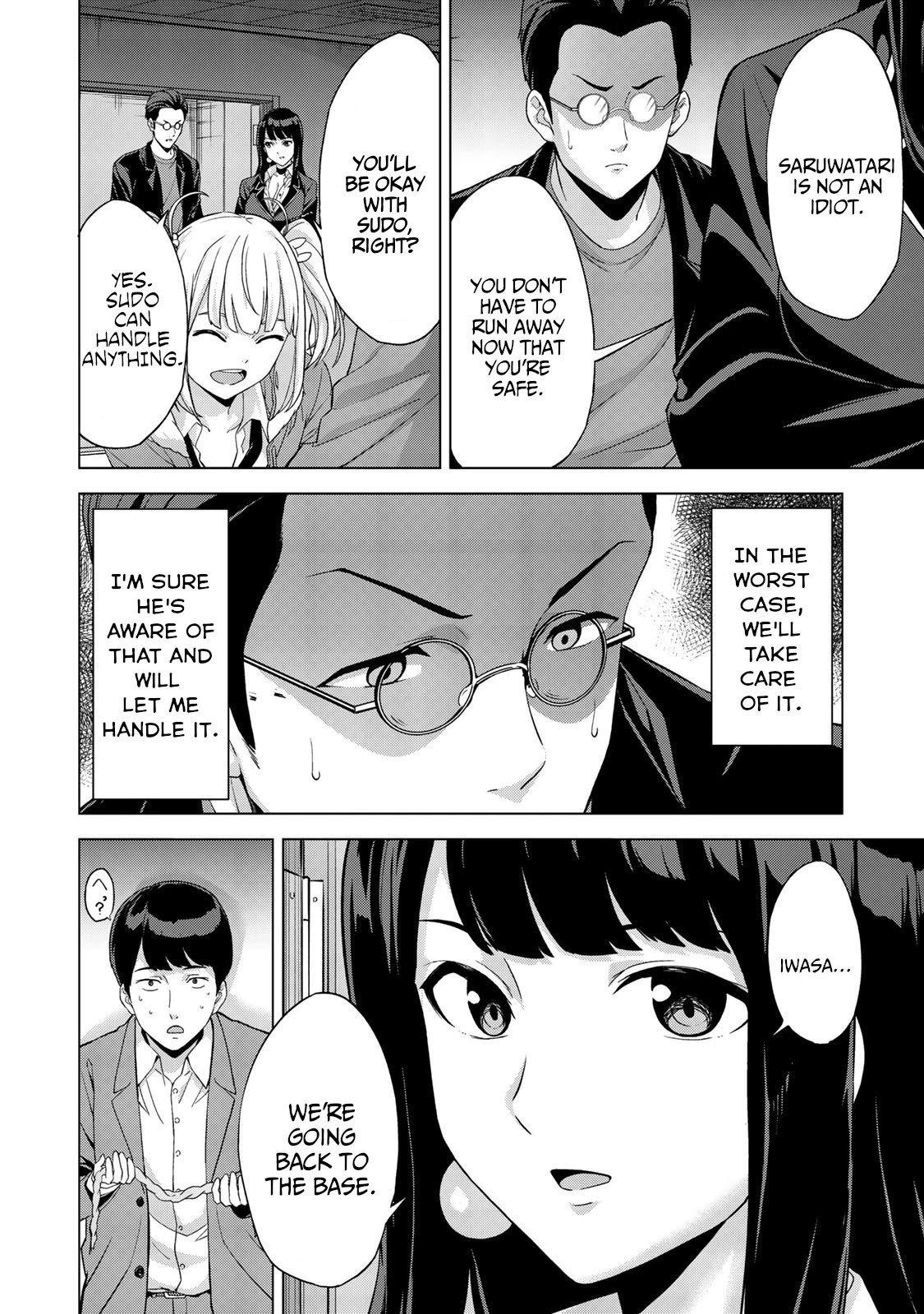 "Manga KINGDOM OF ""Z"" - Chapter 15 Page 15"