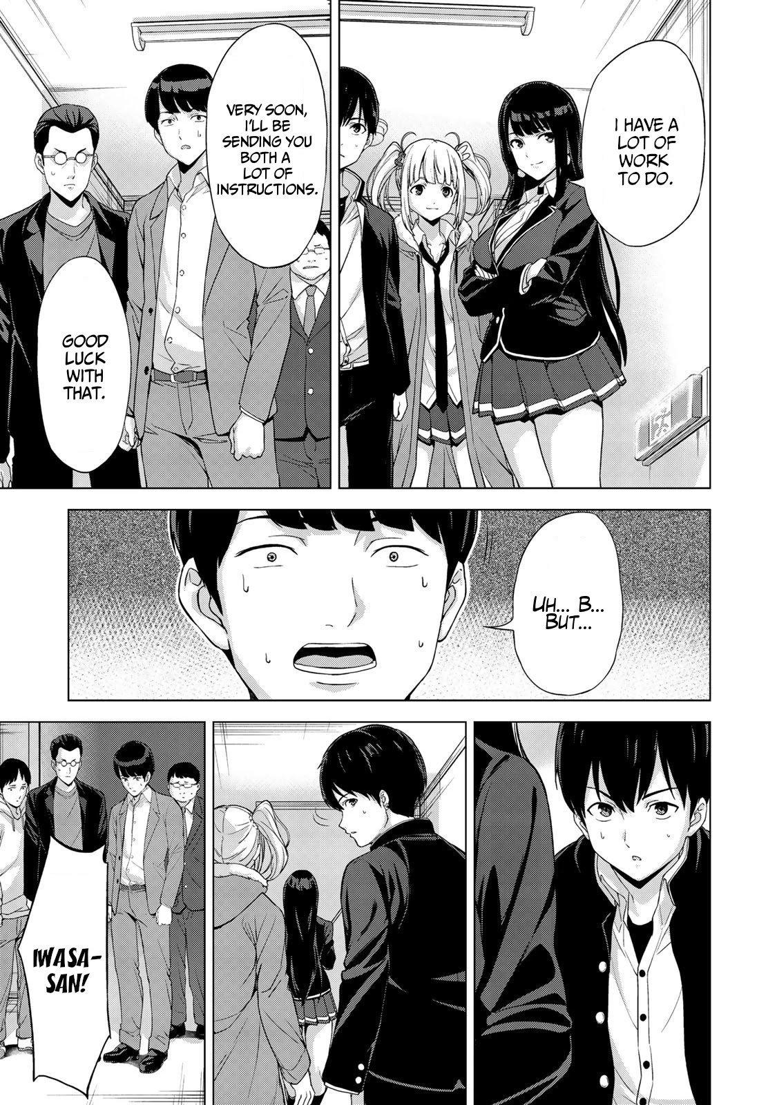 "Manga KINGDOM OF ""Z"" - Chapter 15 Page 16"