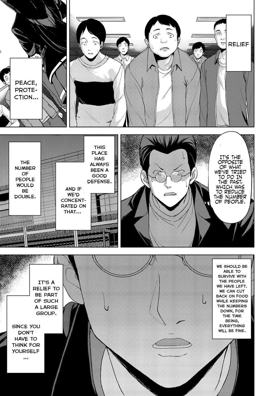 "Manga KINGDOM OF ""Z"" - Chapter 15 Page 10"