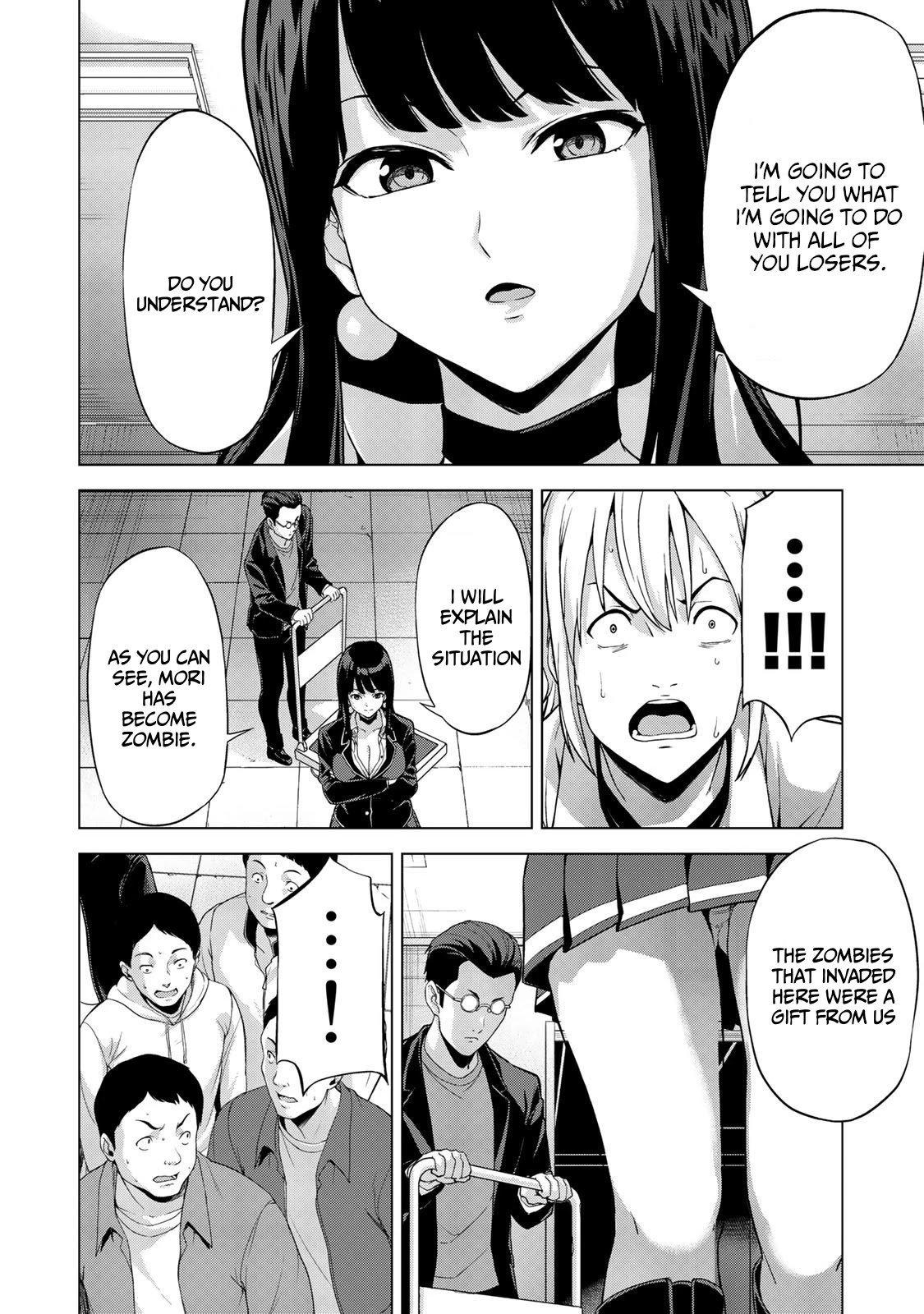 "Manga KINGDOM OF ""Z"" - Chapter 15 Page 5"