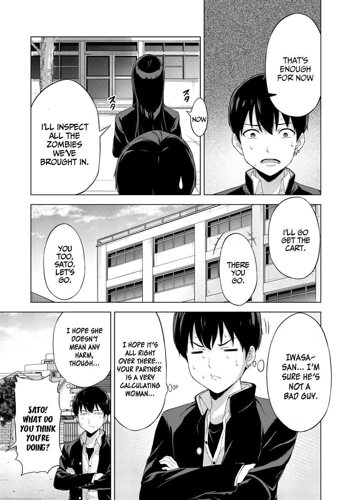 "Manga KINGDOM OF ""Z"" - Chapter 16 Page 6"