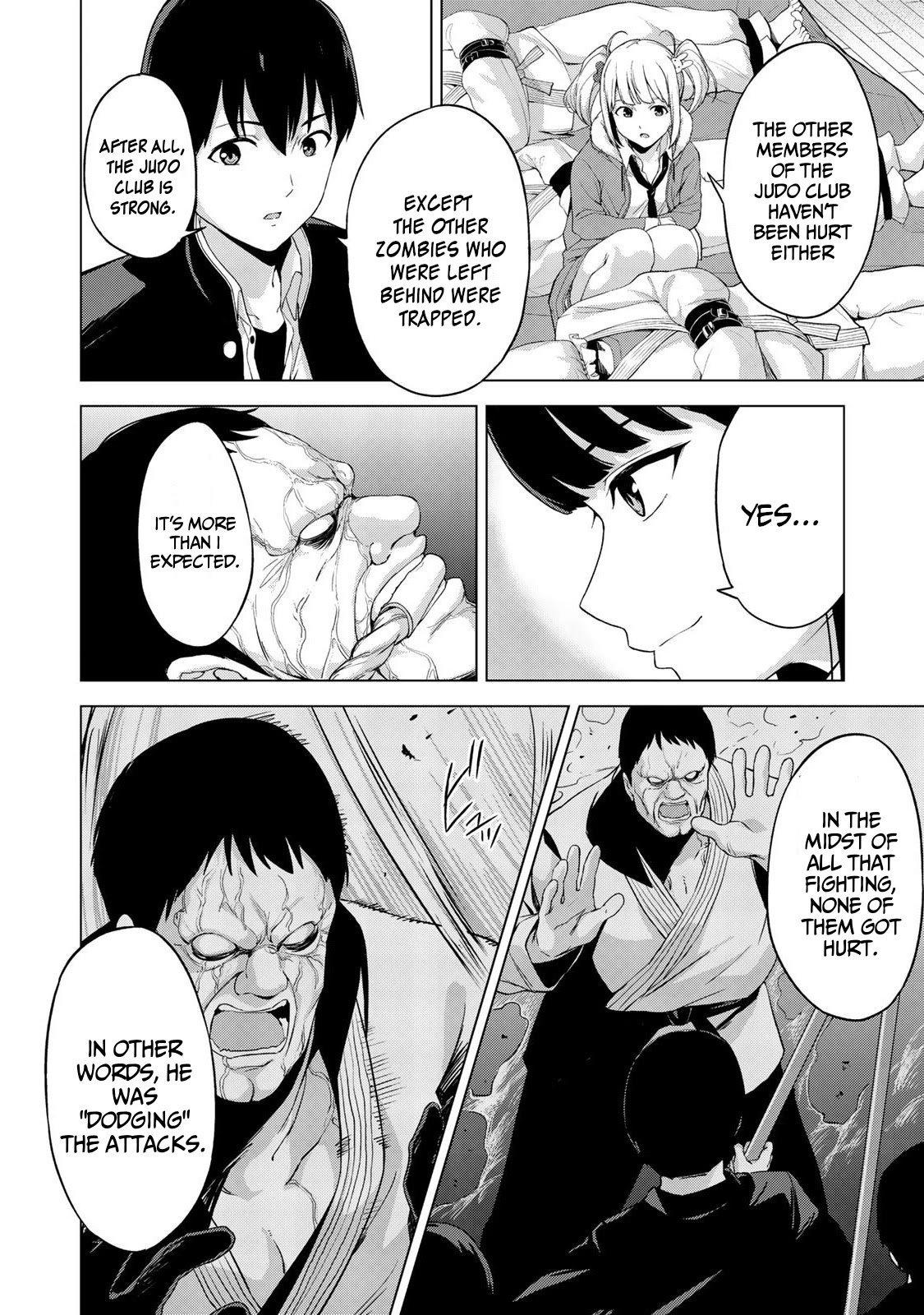 "Manga KINGDOM OF ""Z"" - Chapter 16 Page 9"