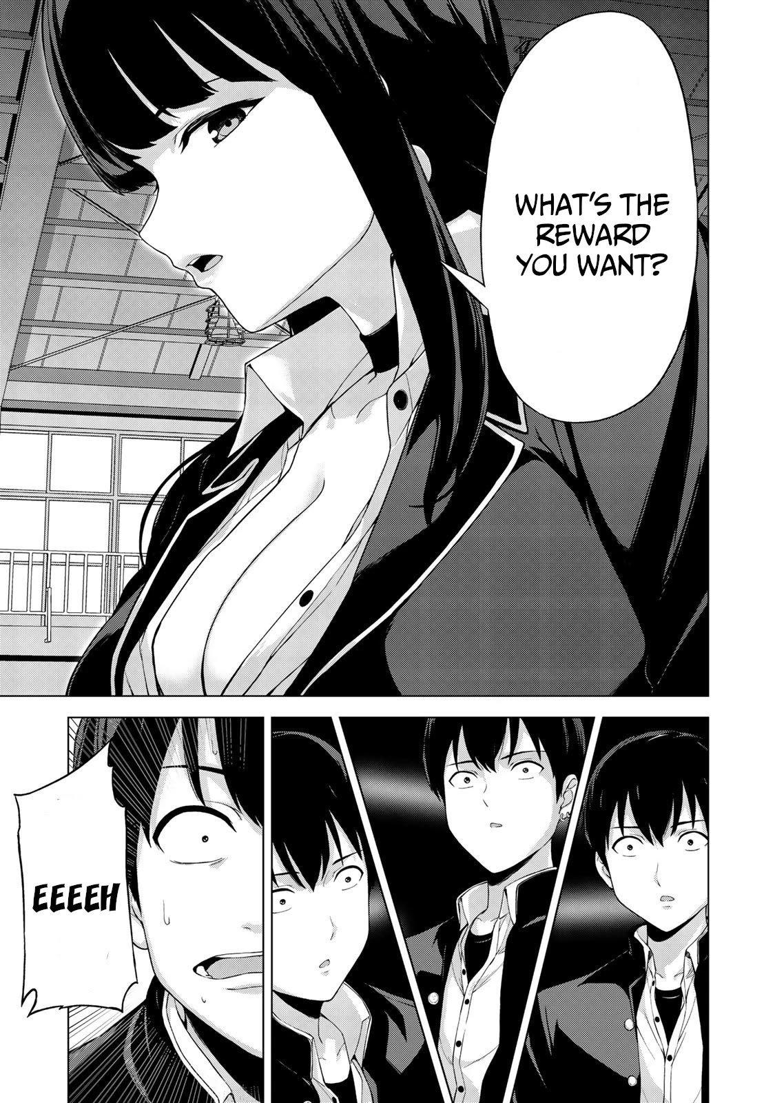 "Manga KINGDOM OF ""Z"" - Chapter 16 Page 12"