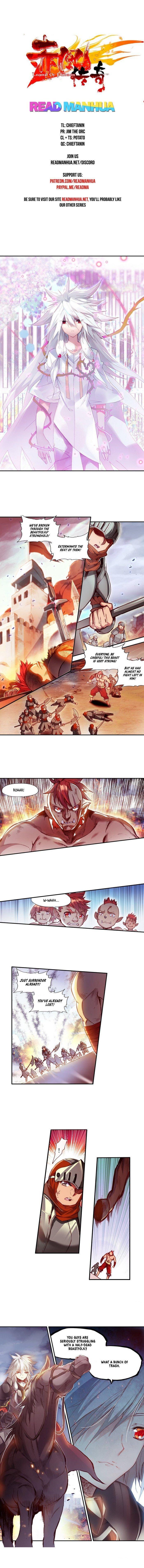 Manga Legend of Phoenix - Chapter 66 Page 1