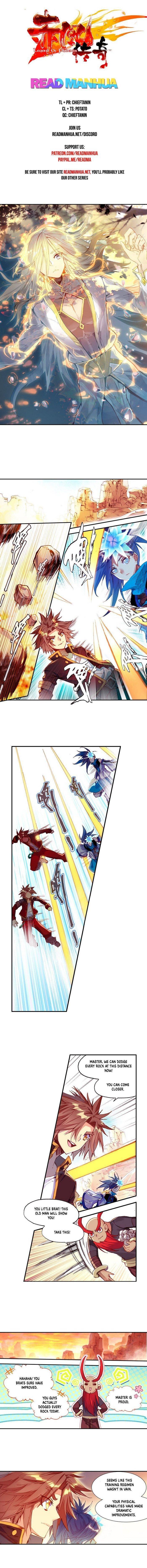 Manga Legend of Phoenix - Chapter 68 Page 1