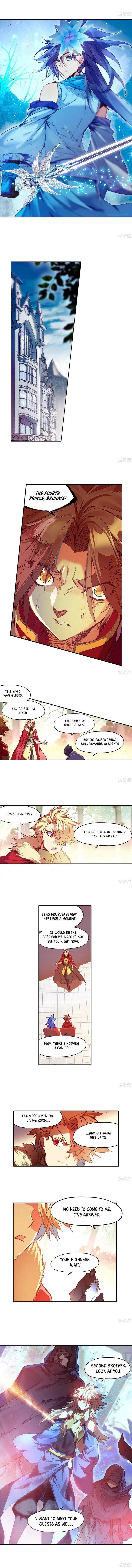 Manga Legend of Phoenix - Chapter 86 Page 1