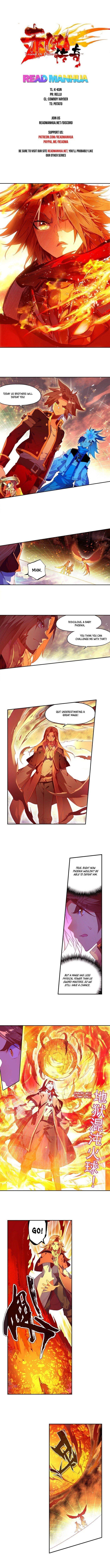 Manga Legend of Phoenix - Chapter 93 Page 1