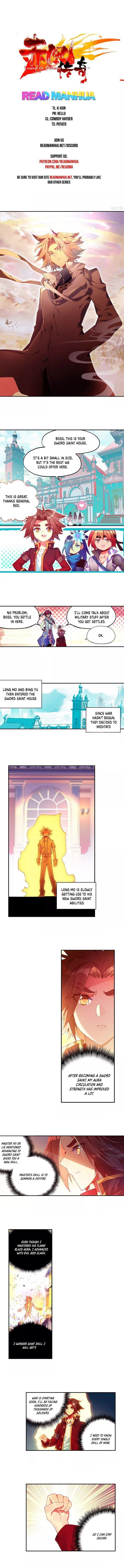 Manga Legend of Phoenix - Chapter 97 Page 1