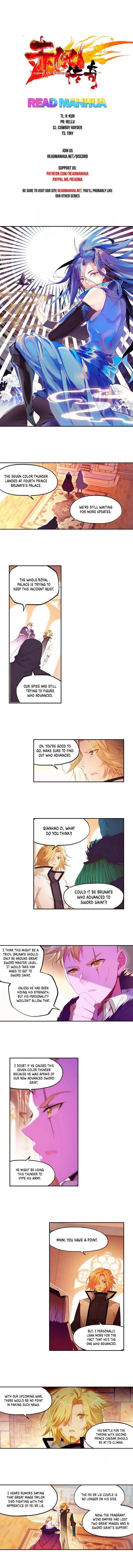Manga Legend of Phoenix - Chapter 98 Page 1