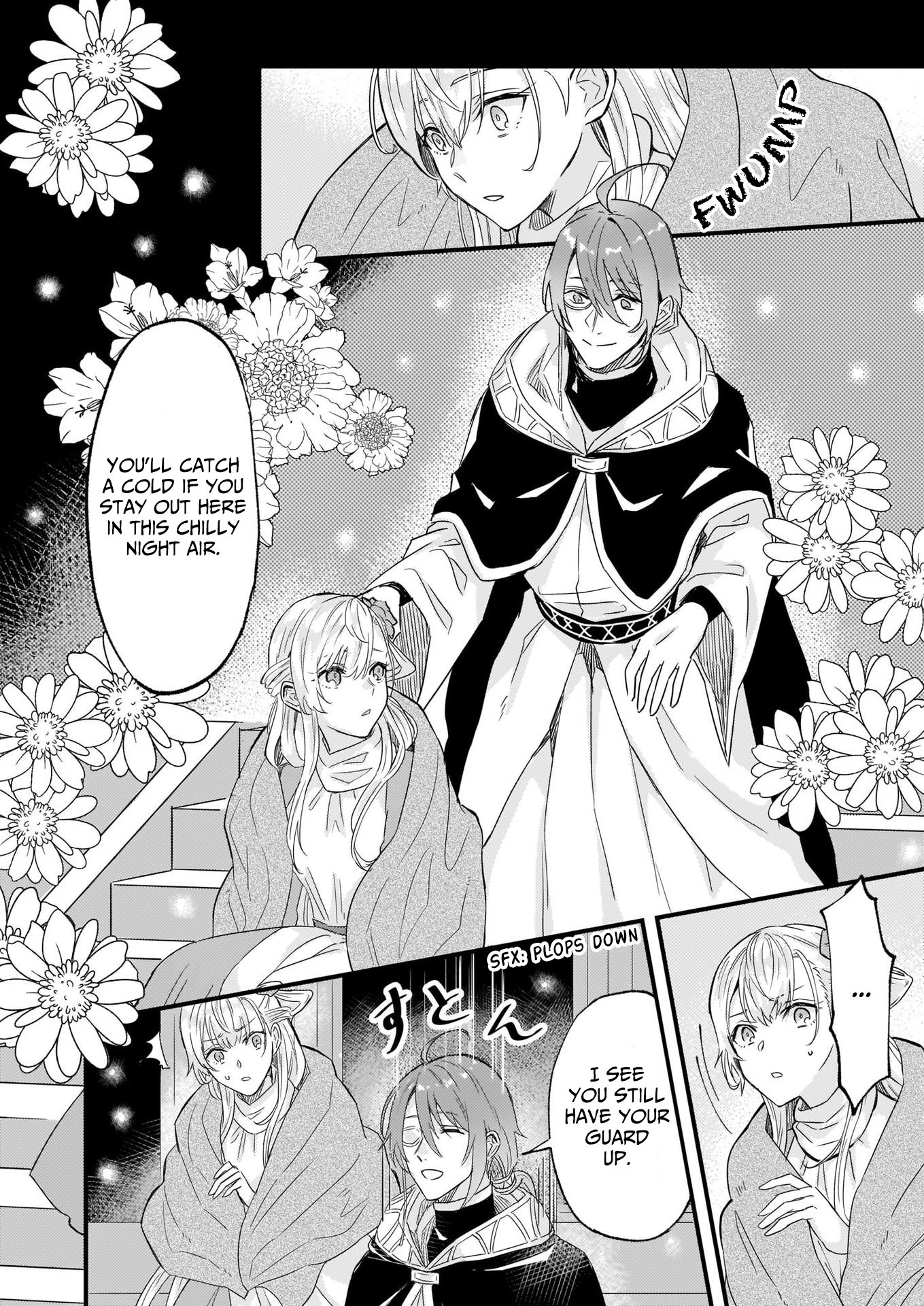 Manga I was Told to Relinquish My Fiance to My Little Sister, and the Greatest Dragon Took a Liking to Me and Unbelievably Took Over the Kingdom - Chapter 9 Page 3