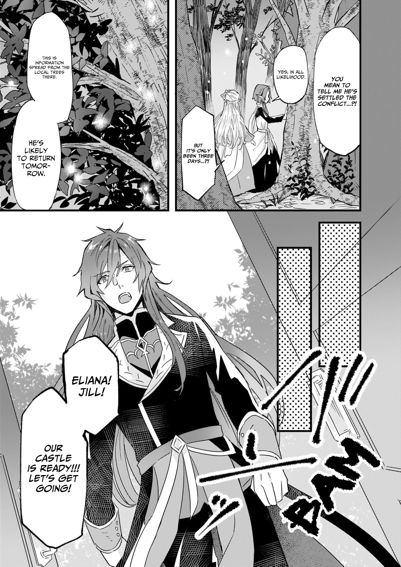 Manga I was Told to Relinquish My Fiance to My Little Sister, and the Greatest Dragon Took a Liking to Me and Unbelievably Took Over the Kingdom - Chapter 9 Page 10