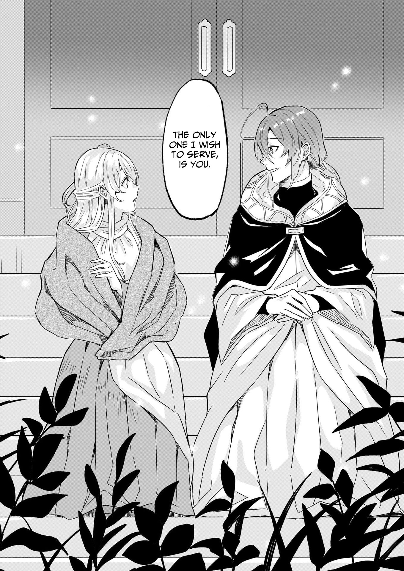 Manga I was Told to Relinquish My Fiance to My Little Sister, and the Greatest Dragon Took a Liking to Me and Unbelievably Took Over the Kingdom - Chapter 9 Page 7