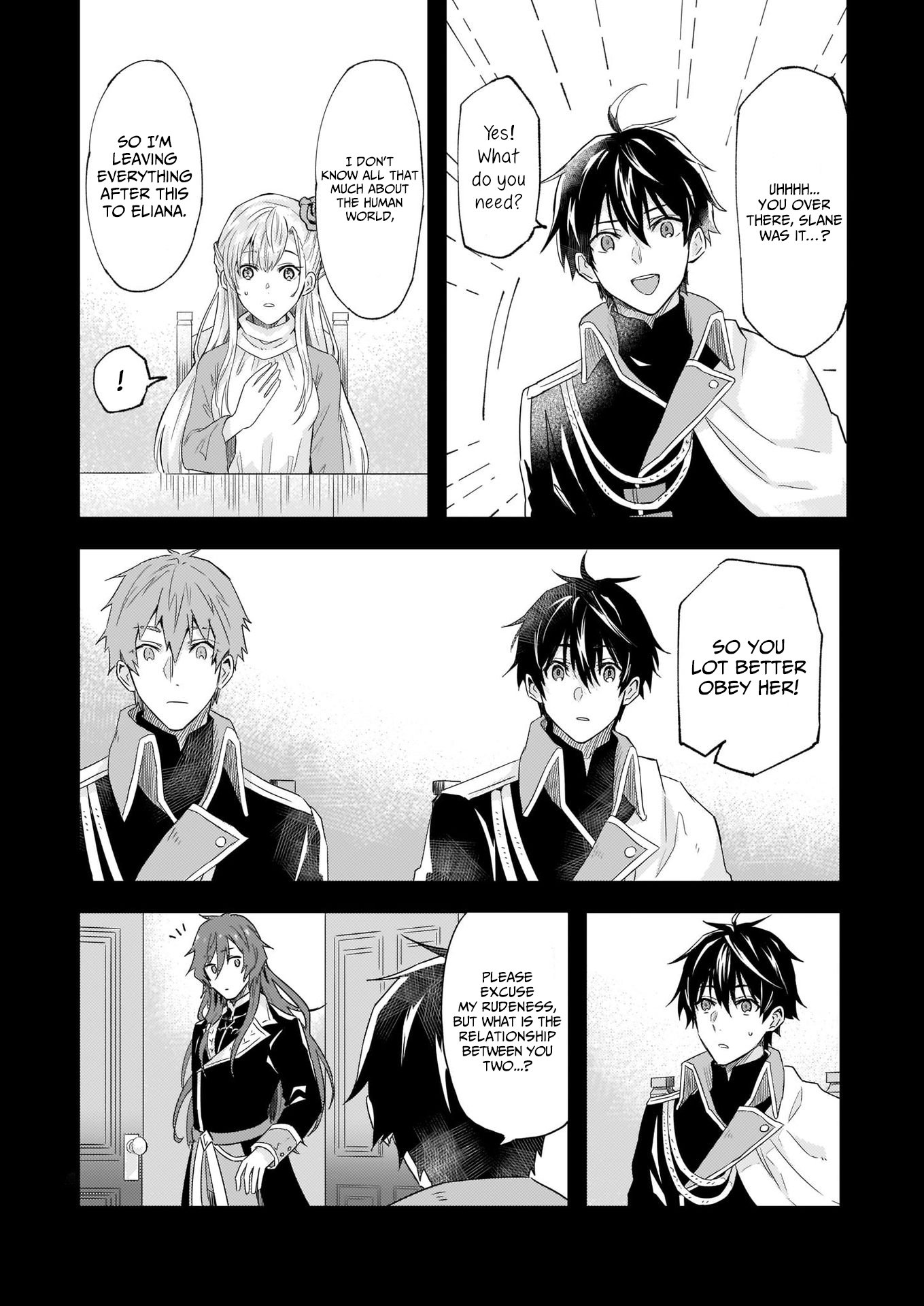 Manga I was Told to Relinquish My Fiance to My Little Sister, and the Greatest Dragon Took a Liking to Me and Unbelievably Took Over the Kingdom - Chapter 10 Page 6