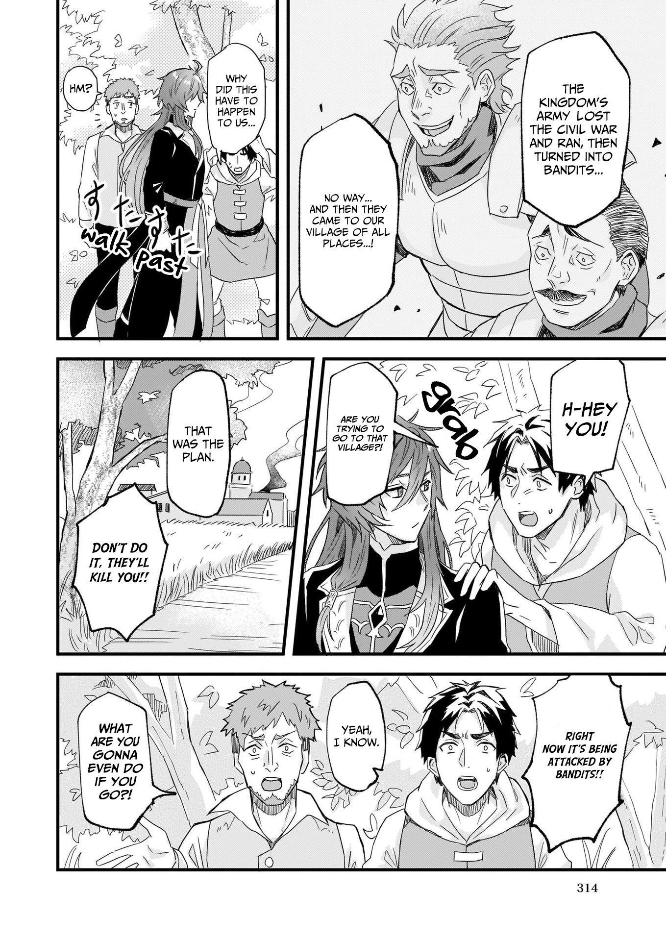 Manga I was Told to Relinquish My Fiance to My Little Sister, and the Greatest Dragon Took a Liking to Me and Unbelievably Took Over the Kingdom - Chapter 10 Page 2
