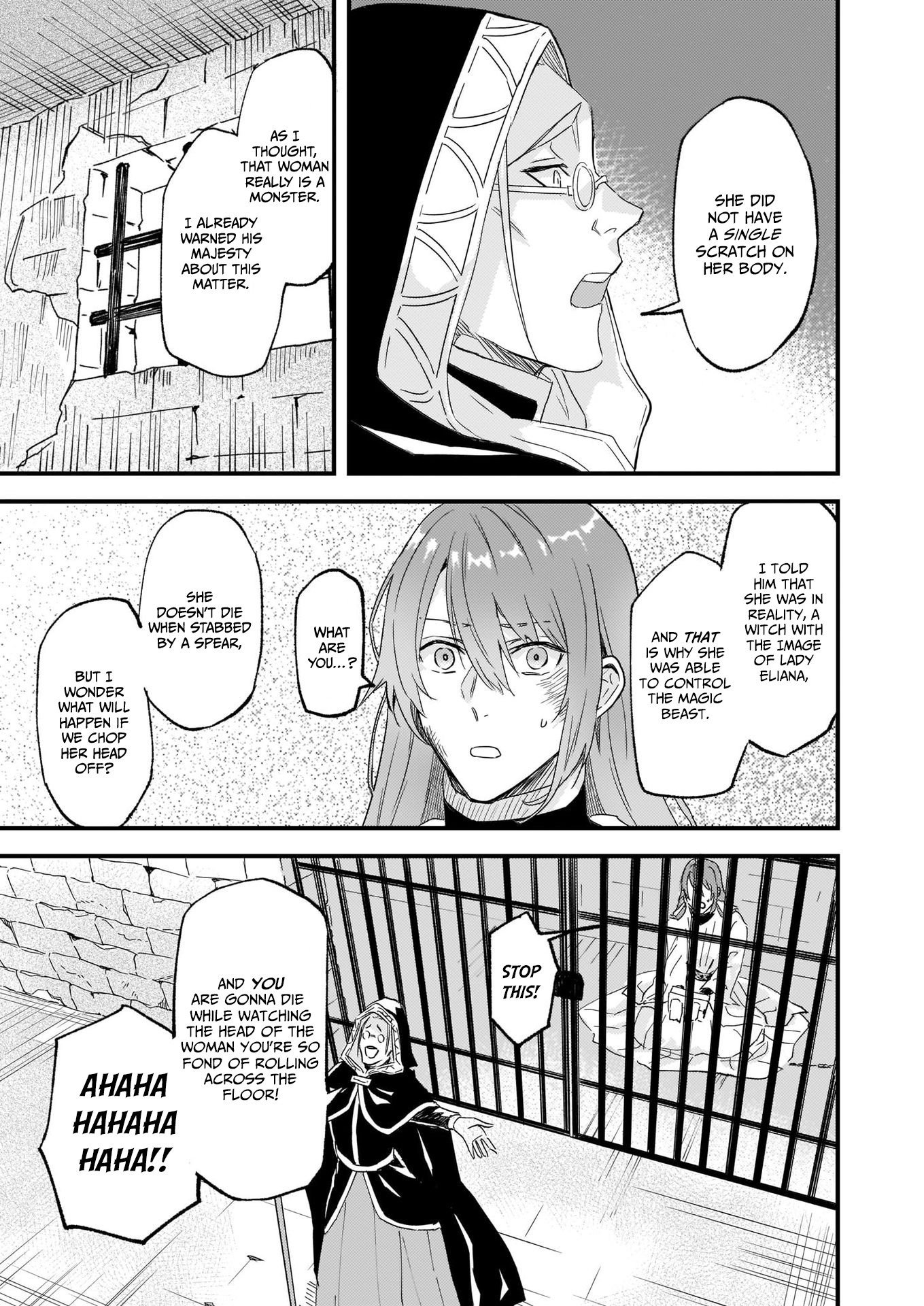 Manga I was Told to Relinquish My Fiance to My Little Sister, and the Greatest Dragon Took a Liking to Me and Unbelievably Took Over the Kingdom - Chapter 12 Page 28