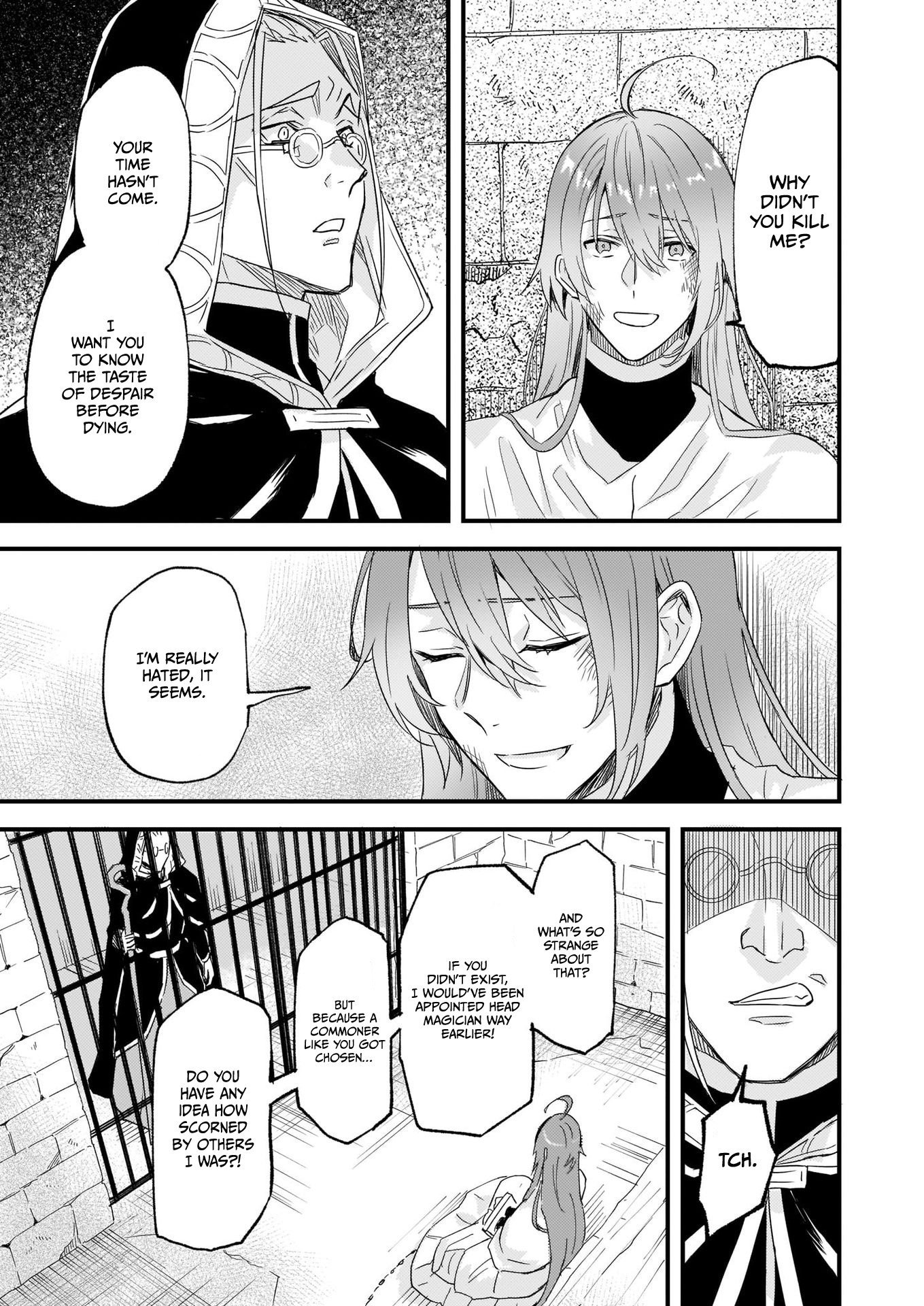 Manga I was Told to Relinquish My Fiance to My Little Sister, and the Greatest Dragon Took a Liking to Me and Unbelievably Took Over the Kingdom - Chapter 12 Page 26