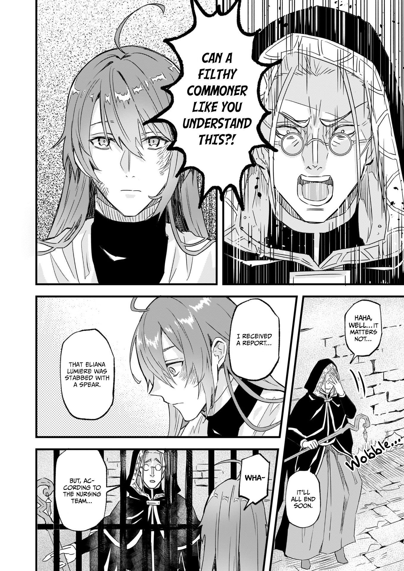 Manga I was Told to Relinquish My Fiance to My Little Sister, and the Greatest Dragon Took a Liking to Me and Unbelievably Took Over the Kingdom - Chapter 12 Page 27