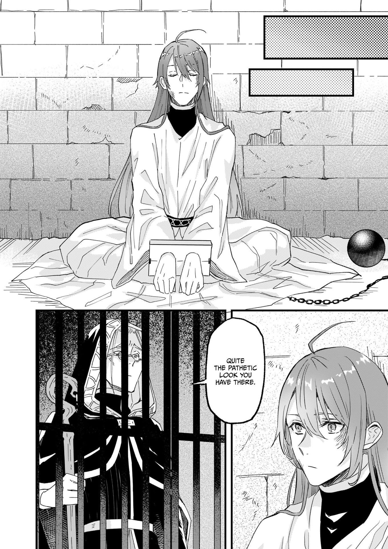 Manga I was Told to Relinquish My Fiance to My Little Sister, and the Greatest Dragon Took a Liking to Me and Unbelievably Took Over the Kingdom - Chapter 12 Page 25