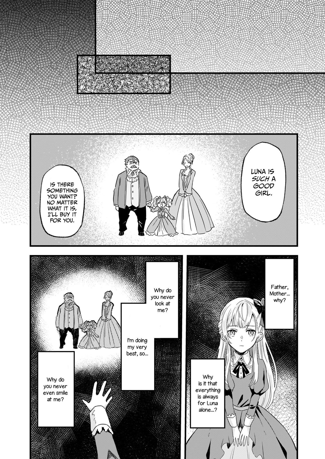 Manga I was Told to Relinquish My Fiance to My Little Sister, and the Greatest Dragon Took a Liking to Me and Unbelievably Took Over the Kingdom - Chapter 12 Page 7