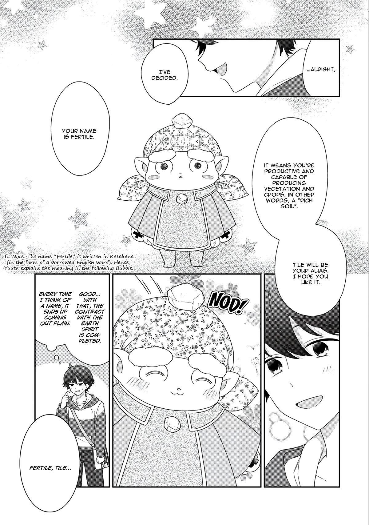 Manga Seirei-tachi no Rakuen to Risou no Isekai Seikatsu - Chapter 11 Page 18