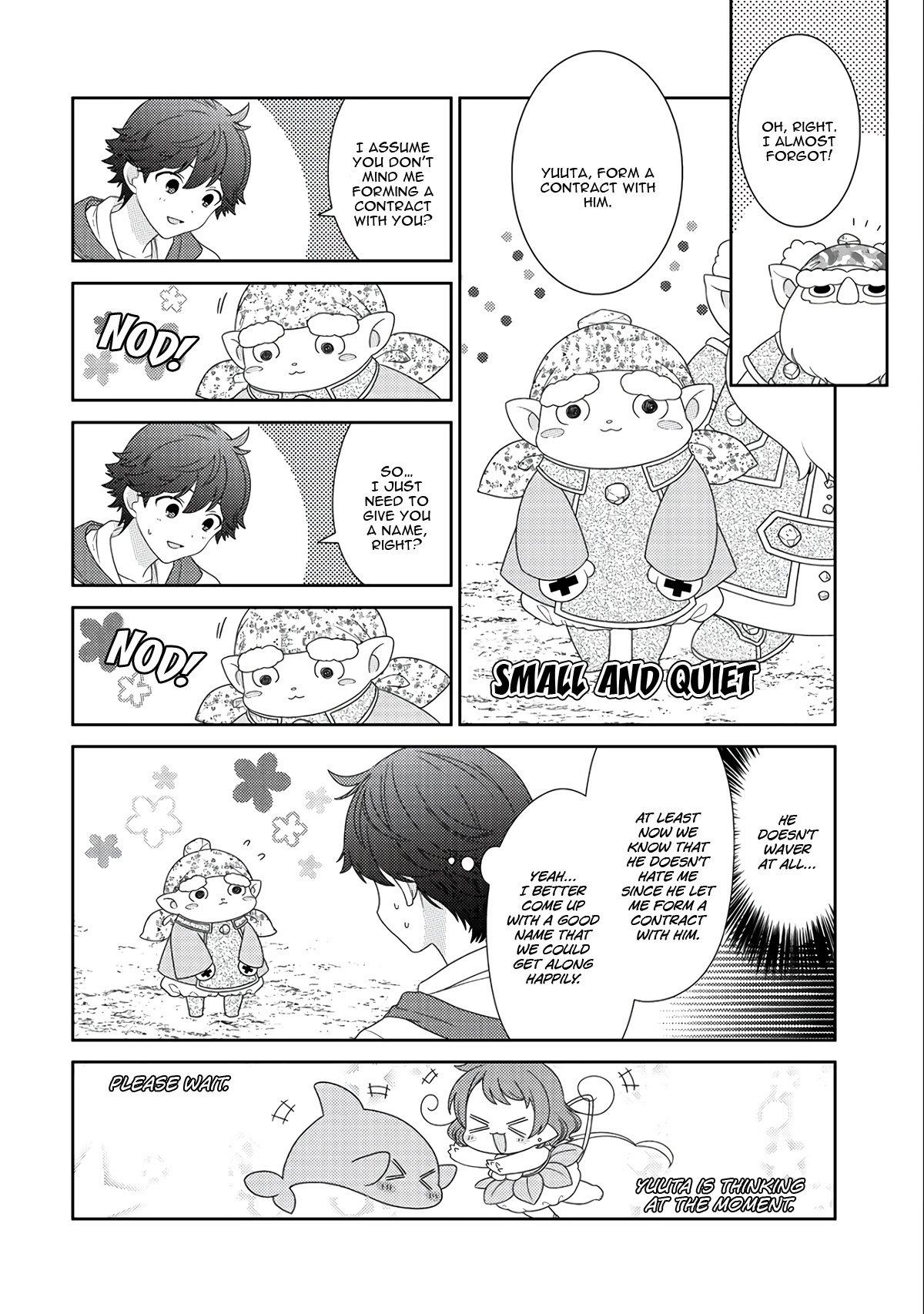 Manga Seirei-tachi no Rakuen to Risou no Isekai Seikatsu - Chapter 11 Page 17