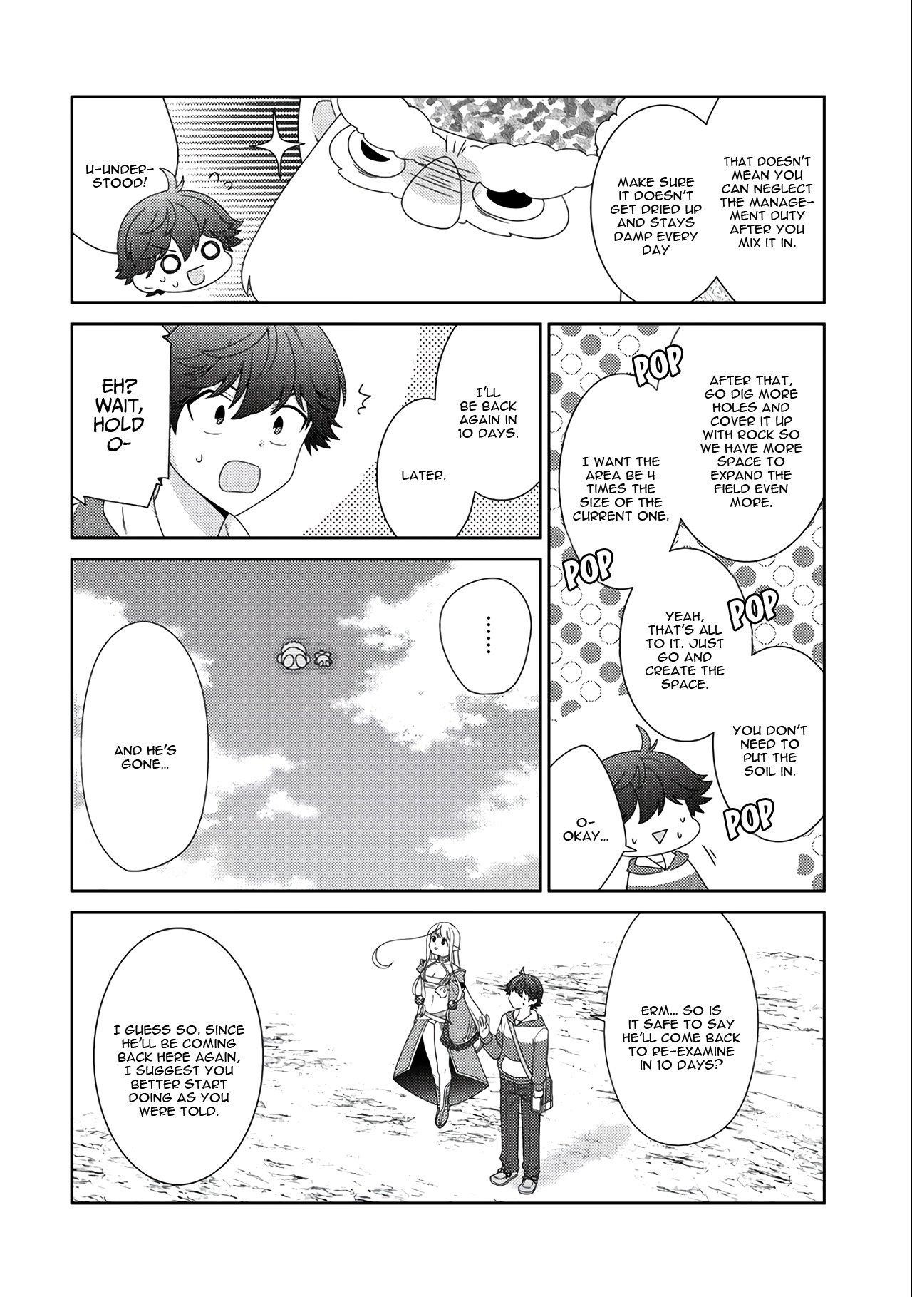 Manga Seirei-tachi no Rakuen to Risou no Isekai Seikatsu - Chapter 11 Page 9