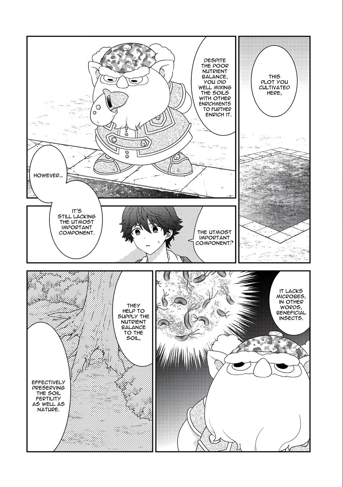 Manga Seirei-tachi no Rakuen to Risou no Isekai Seikatsu - Chapter 11 Page 3