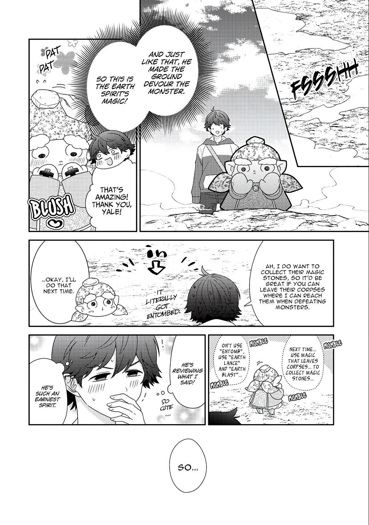 Manga Seirei-tachi no Rakuen to Risou no Isekai Seikatsu - Chapter 12 Page 19