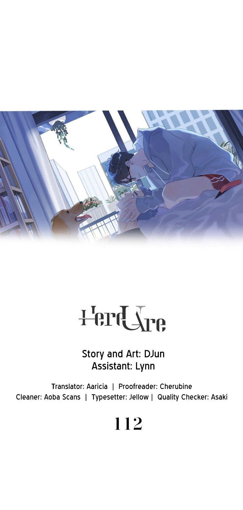 Manga Here U Are - Chapter 112 Page 1