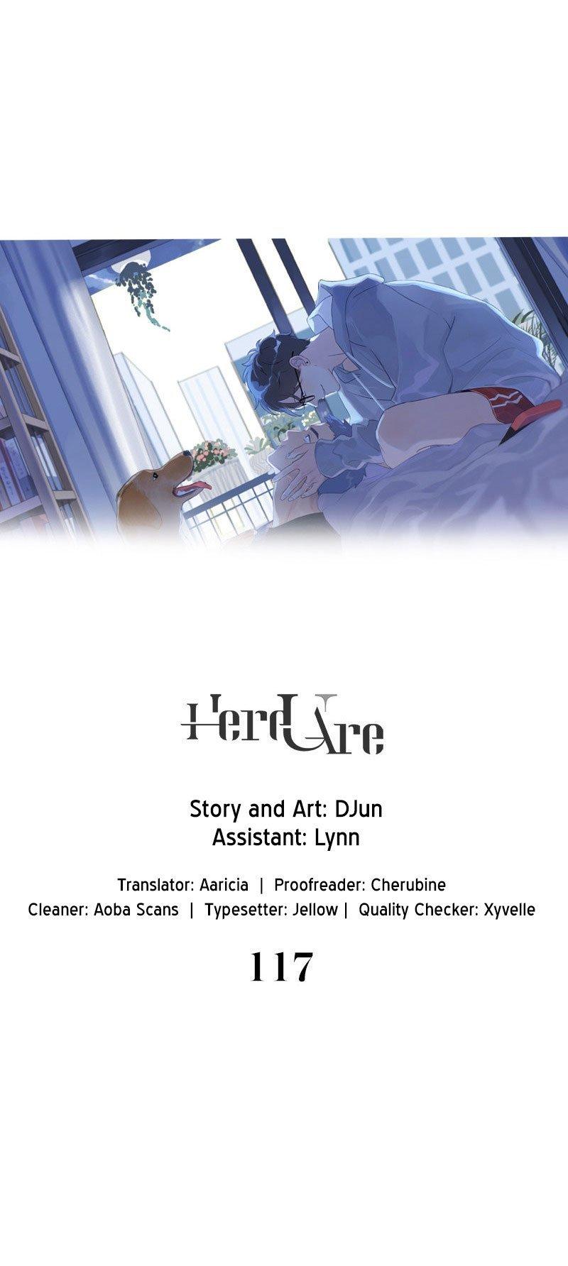 Manga Here U Are - Chapter 117 Page 1