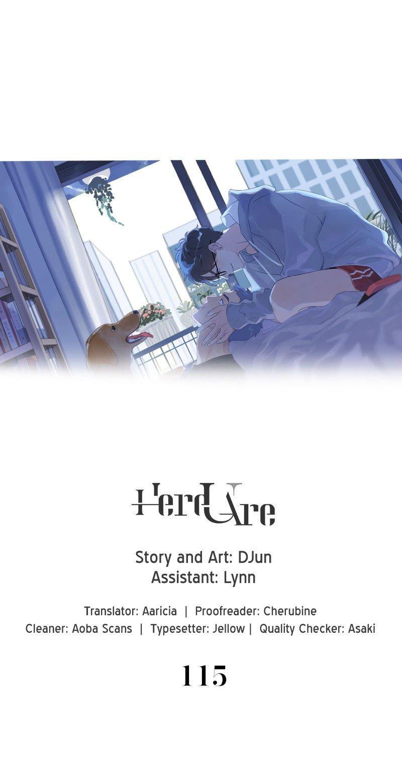 Manga Here U Are - Chapter 115 Page 1