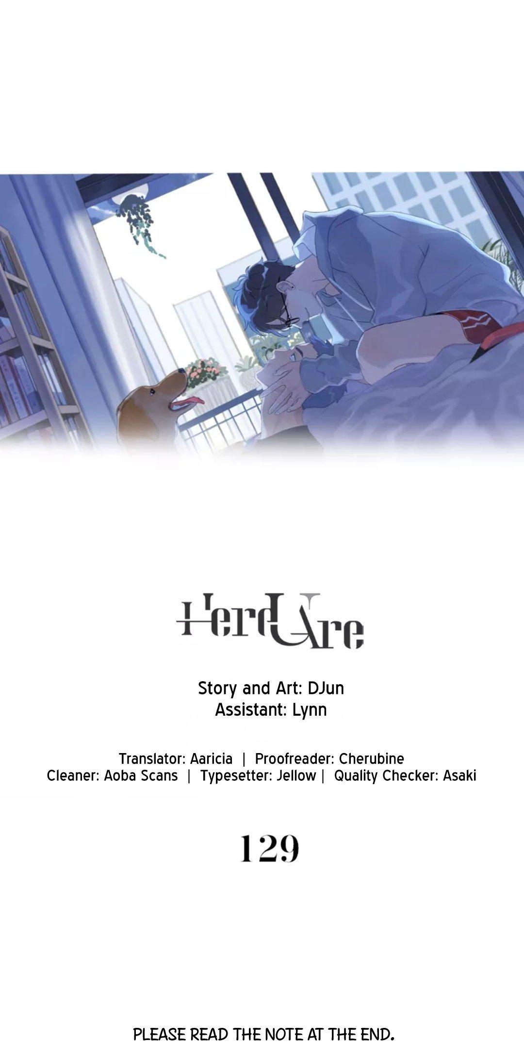 Manga Here U Are - Chapter 129 Page 1