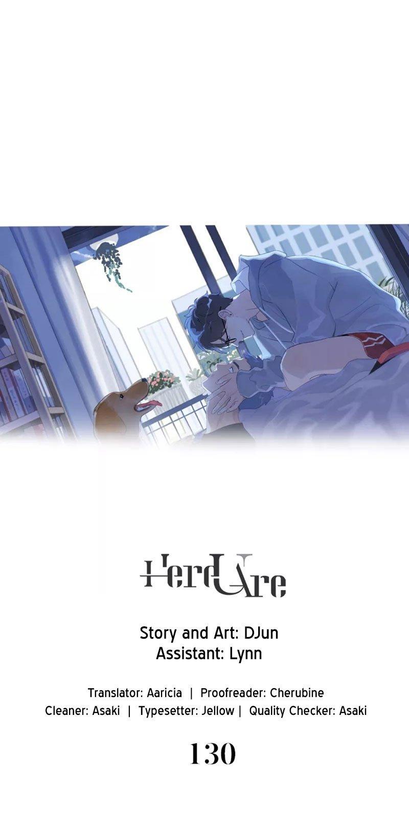 Manga Here U Are - Chapter 130 Page 1