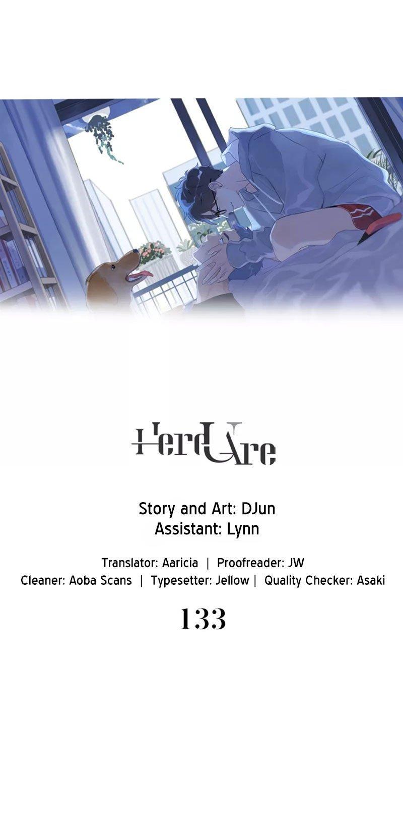 Manga Here U Are - Chapter 133 Page 1