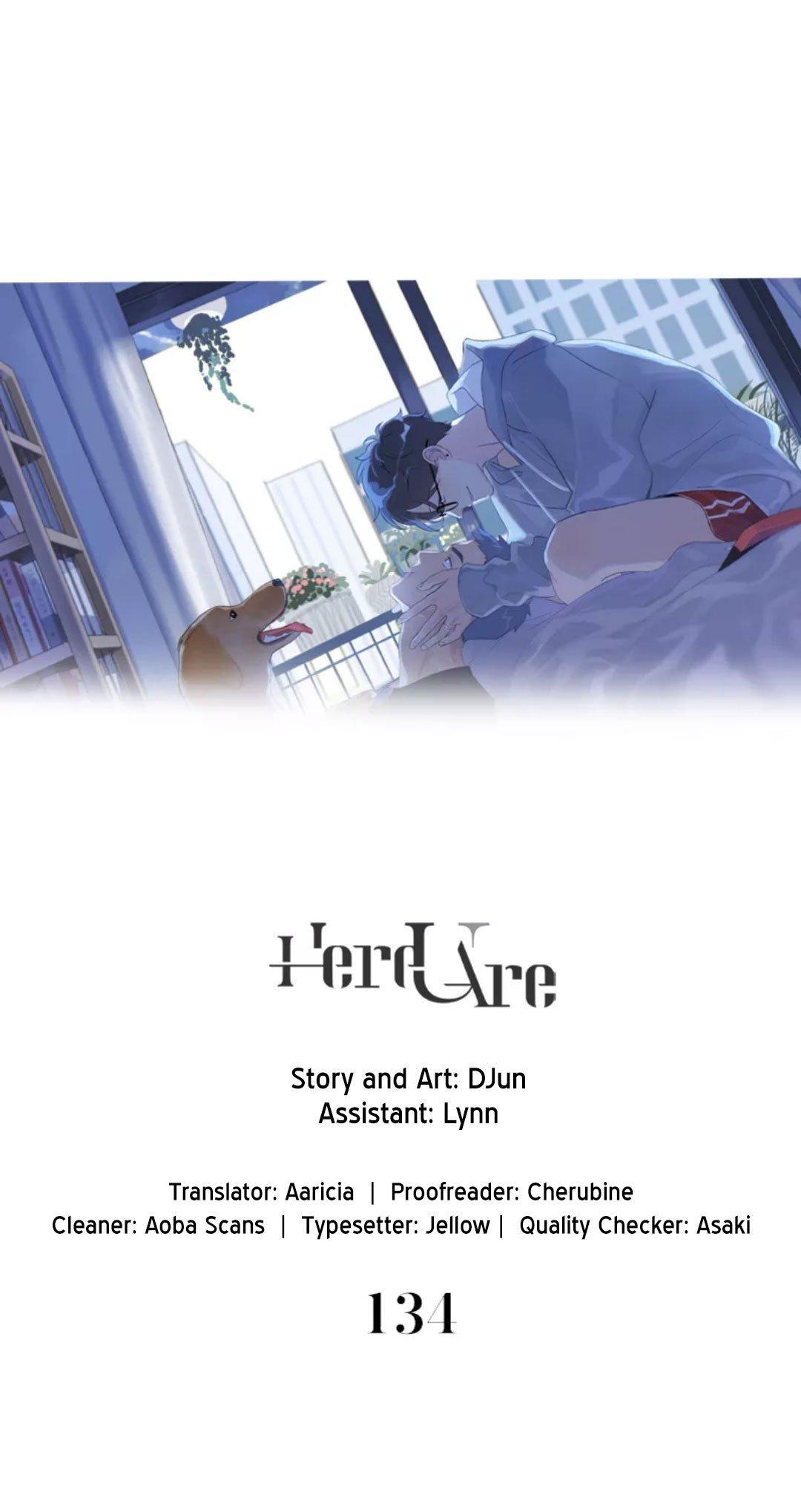 Manga Here U Are - Chapter 134 Page 1