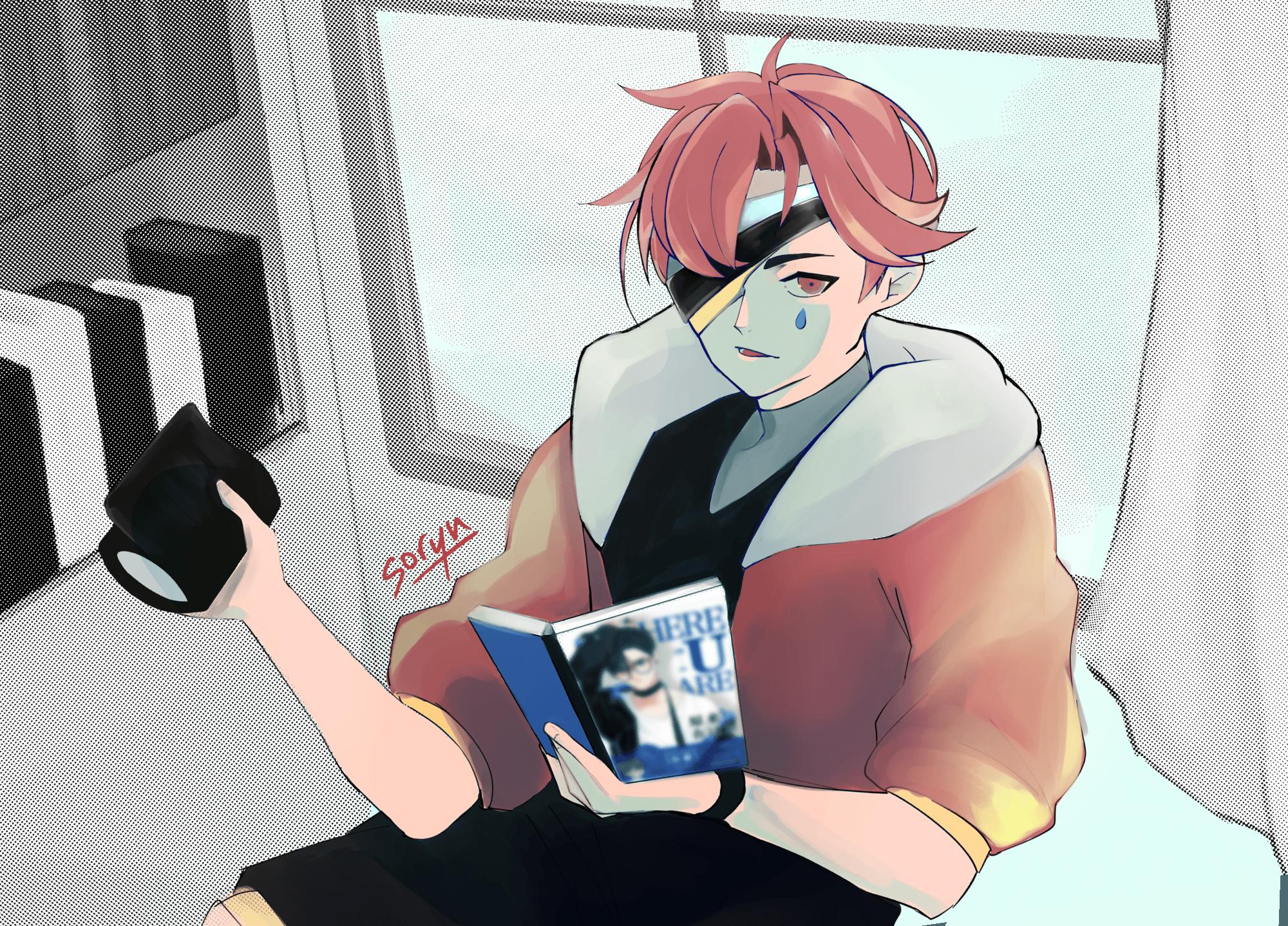 Manga Here U Are - Chapter 136 Page 1