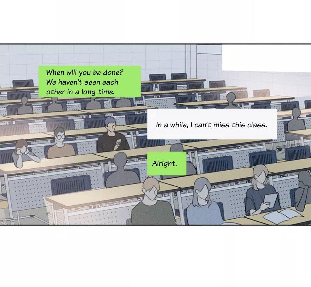 Manga Here U Are - Chapter 137 Page 19