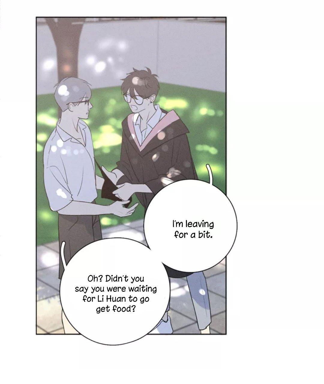 Manga Here U Are - Chapter 137 Page 46