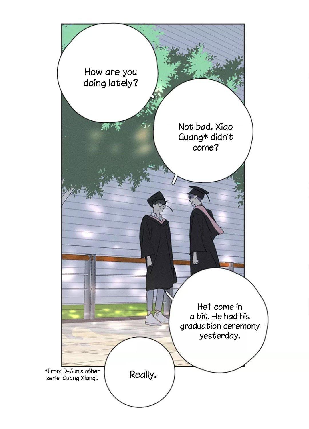 Manga Here U Are - Chapter 137 Page 30